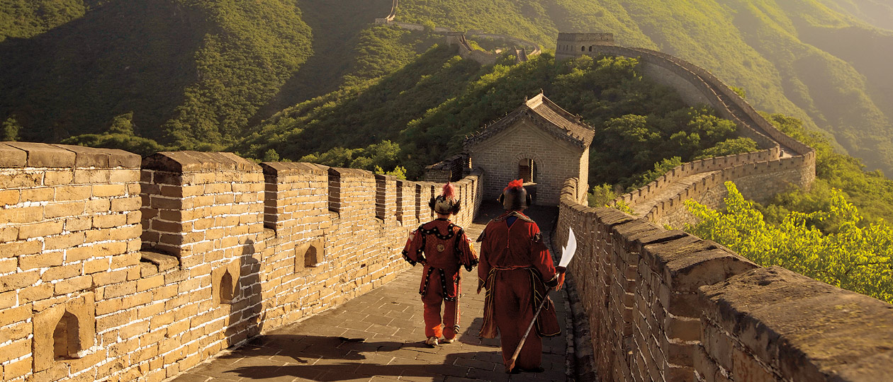 China Family Vacations | Guided Tours of China | Adventures By Disney