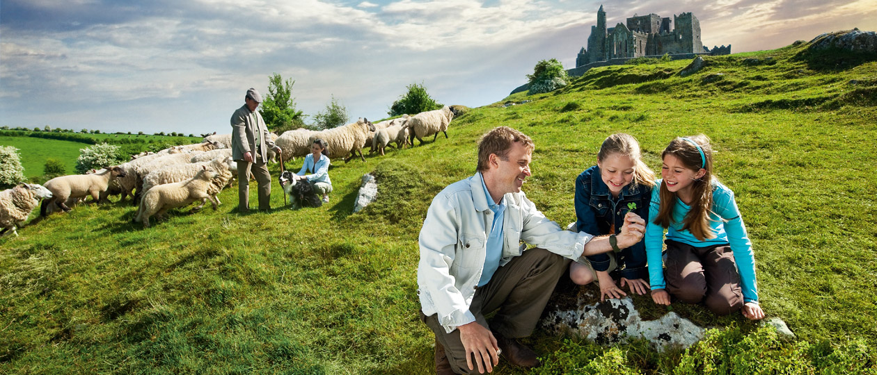 Ireland Family Vacation Packages | Ireland Tour | Adventures By Disney
