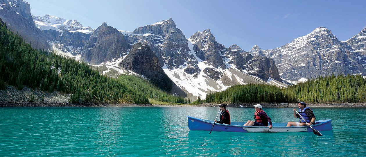 Canadian Rockies and Montana Family Vacations | Adventures By Disney
