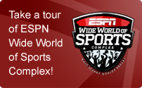 Take a tour of ESPN Wide World of Sports Complex!