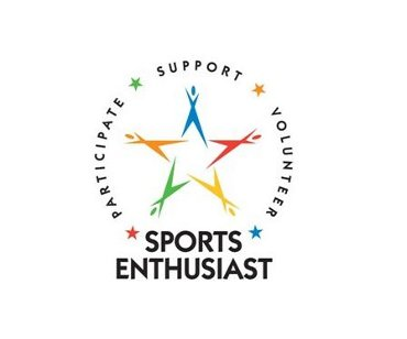 Sports Enthusiast Logo