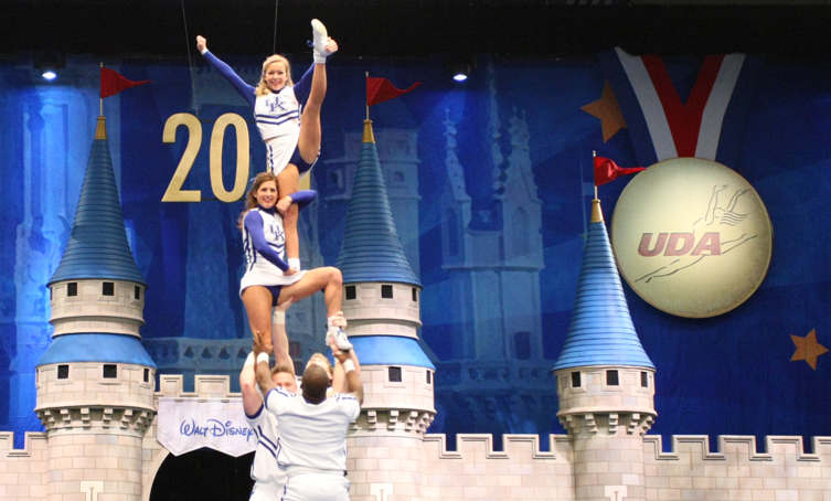 2012 UCA/UDA College Cheerleading and Dance Team National Championship
