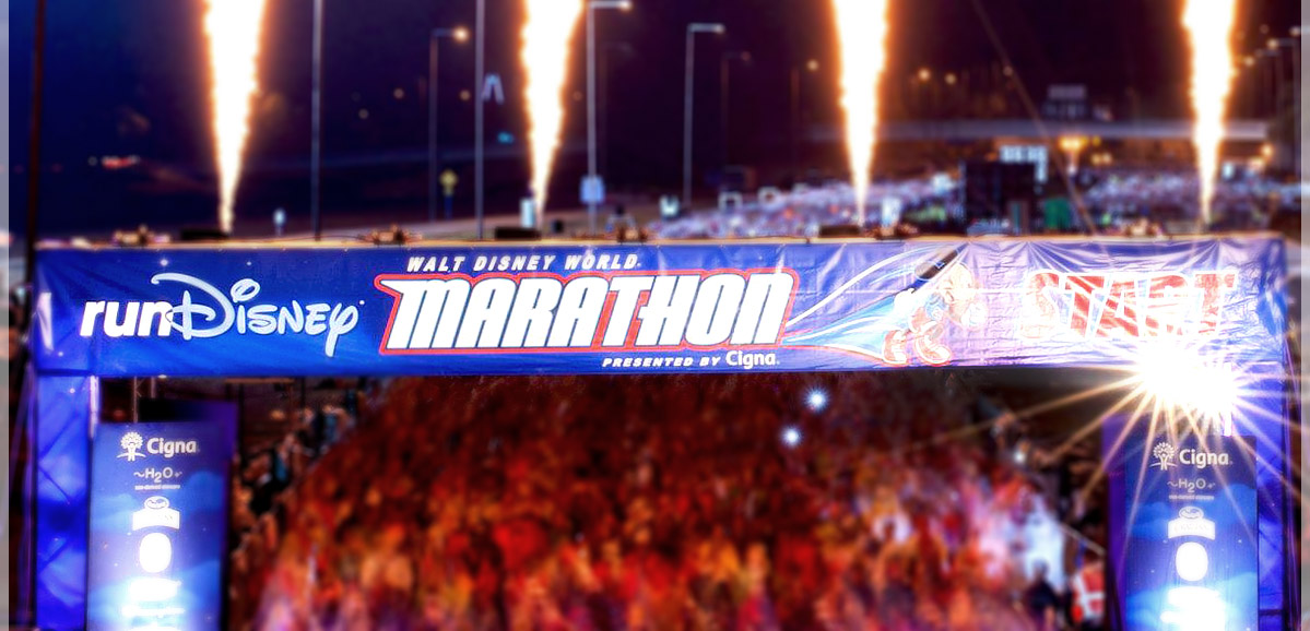 Walt Disney World® Marathon Weekend