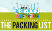 The Disneyland Half Marathon Packing List