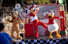 Disneyland 10K