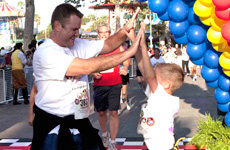 <i>Disneyland</i>® Family Fun Run 5K