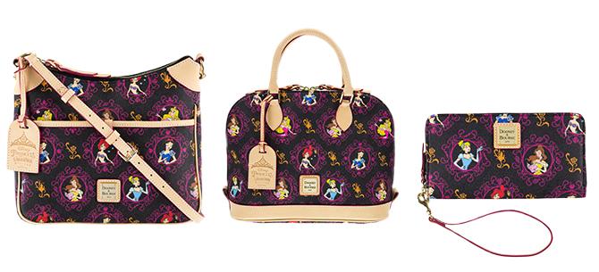 Disney Princess Half Marathon Weekend Dooney & Bourke purses