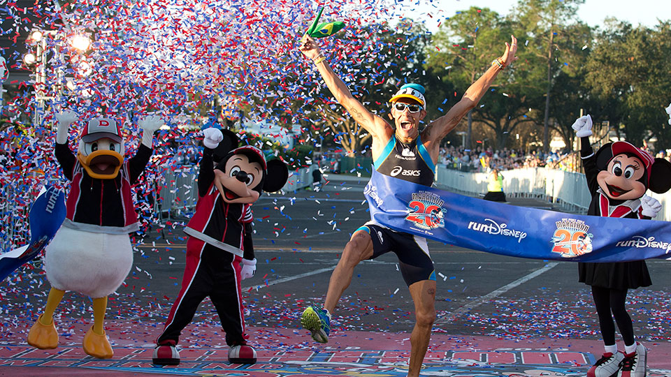 WALT DISNEY WORLD® MARATHON WEEKEND 2013