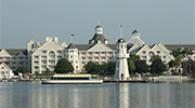 DISNEY DELUXE RESORTS