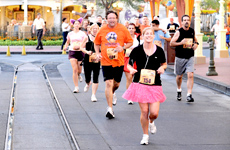 Mickey's Jingle Jungle 5K