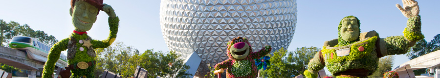 Epcot Eventos &amp; Tours