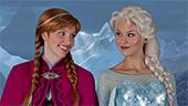Encuentros con los Personajes Disney en Princess Fairytale Hall