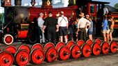 Visite Disney's The Magic Behind Our Steam Trains