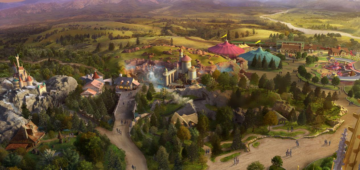 New Fantasyland