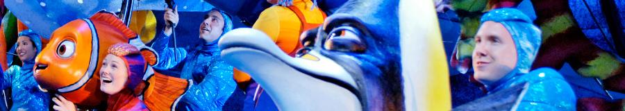 Disney's Animal Kingdom - Entretenimiento