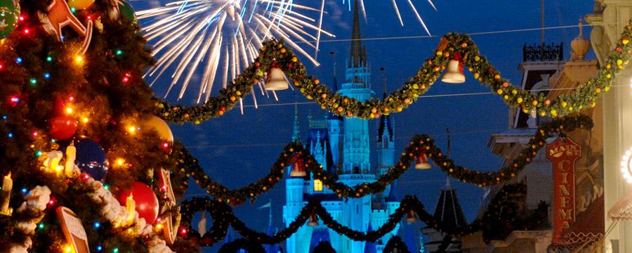 Festa Feliz Natal do Mickey