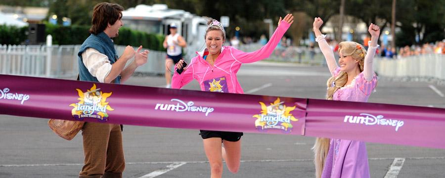 Final de Semana da Meia Maratona Princesa Disney
