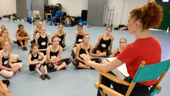 Disney Dancin' | Disney Performing Arts Workshops
