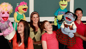 Puppetry | Disney Performing Arts Workshops