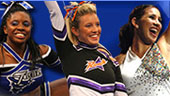 Cheerleading and Dance Worlds Championship